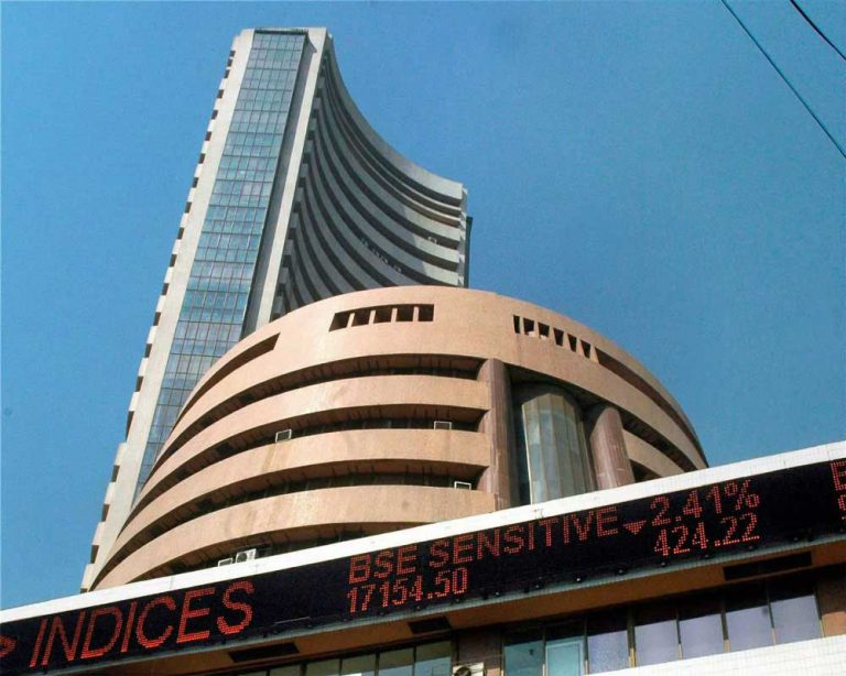 Sensex plunges over 800 points, Nifty ends below 9,000