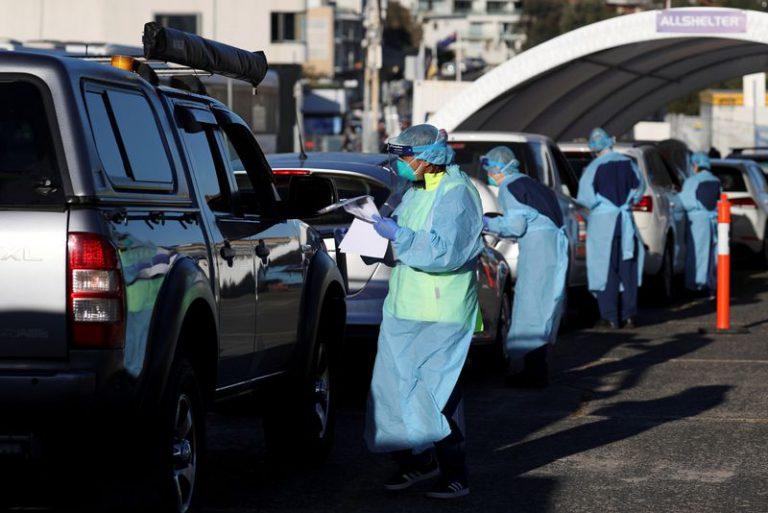 Australian state tightens restrictions as coronavirus clusters grow