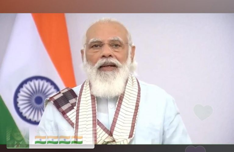 PM Narendra Modi to hold high-level meeting with CMs to review COVID-19 situation in India